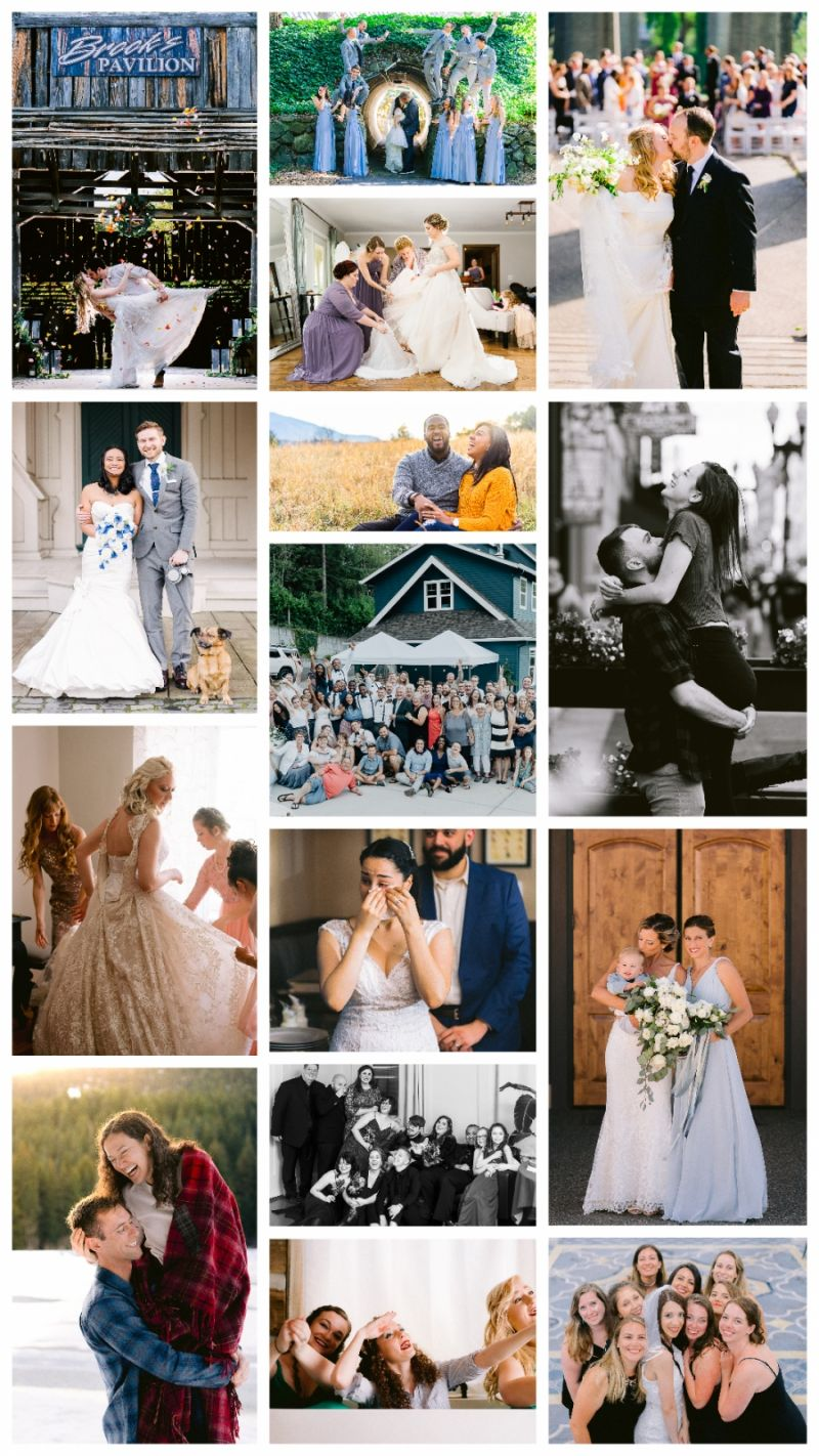 I really like the slight film aesthetic of these mosaics. They feel like I am viewing a contact sheet. | Trung Phan Photography