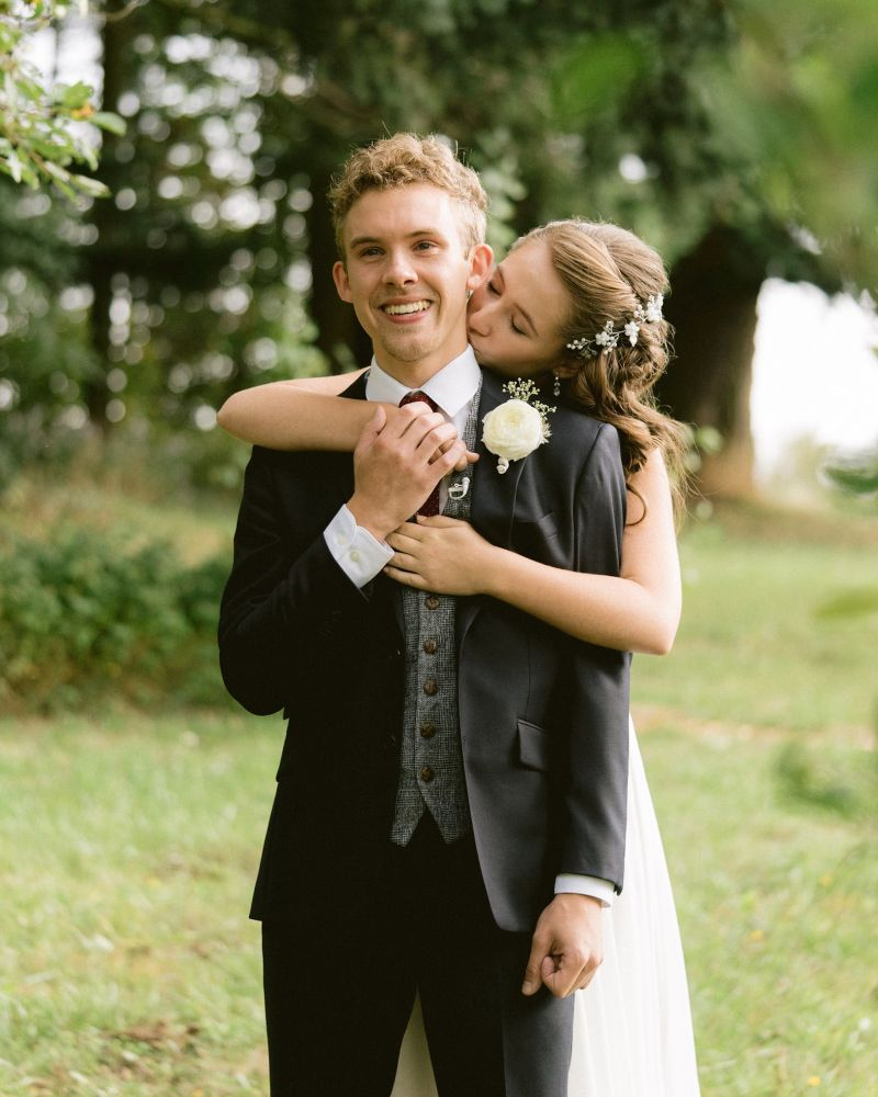Carli and Matthew Wedding day in Oregon | Trung Phan Photography